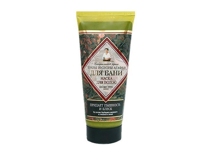 Маска для волос в домашних условиях баня